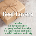 Beef Lovers
