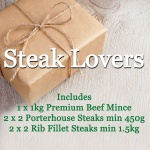 Steak Lovers
