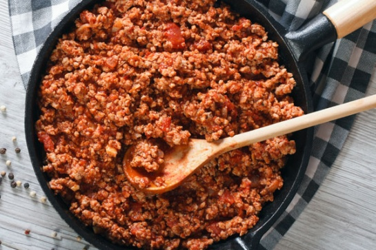 Bolognese Sauce RQM